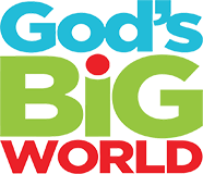 God's Big World Logo